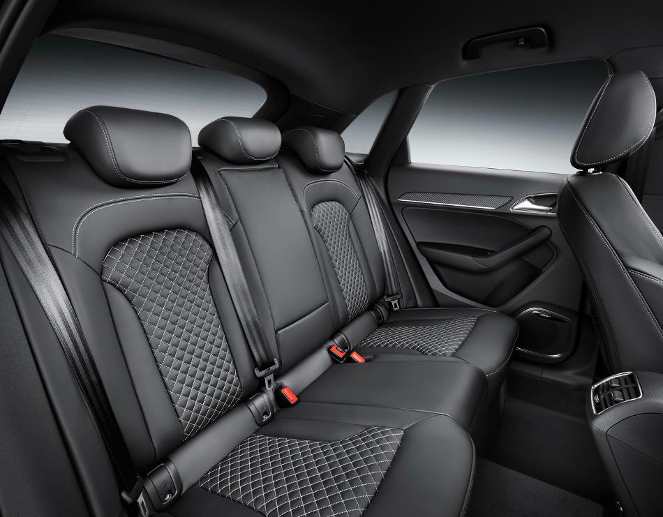иньерьер Audi Q3 2015 фото