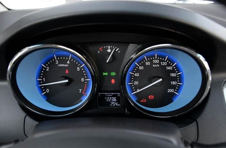приборная панель Cowin Auto C3 2015