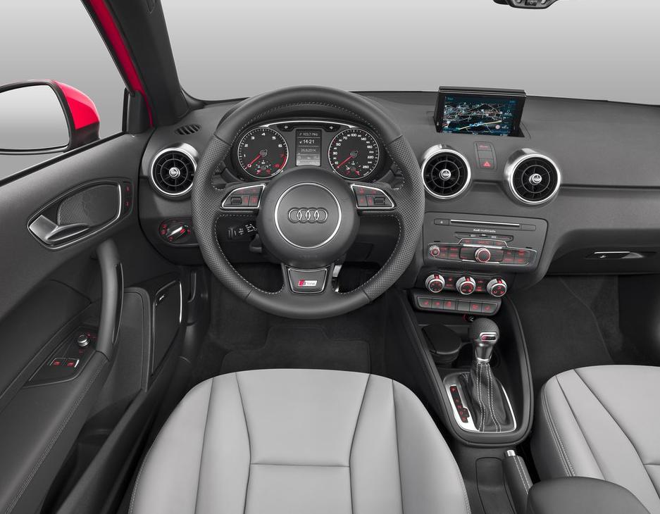 салон Audi A1 2015