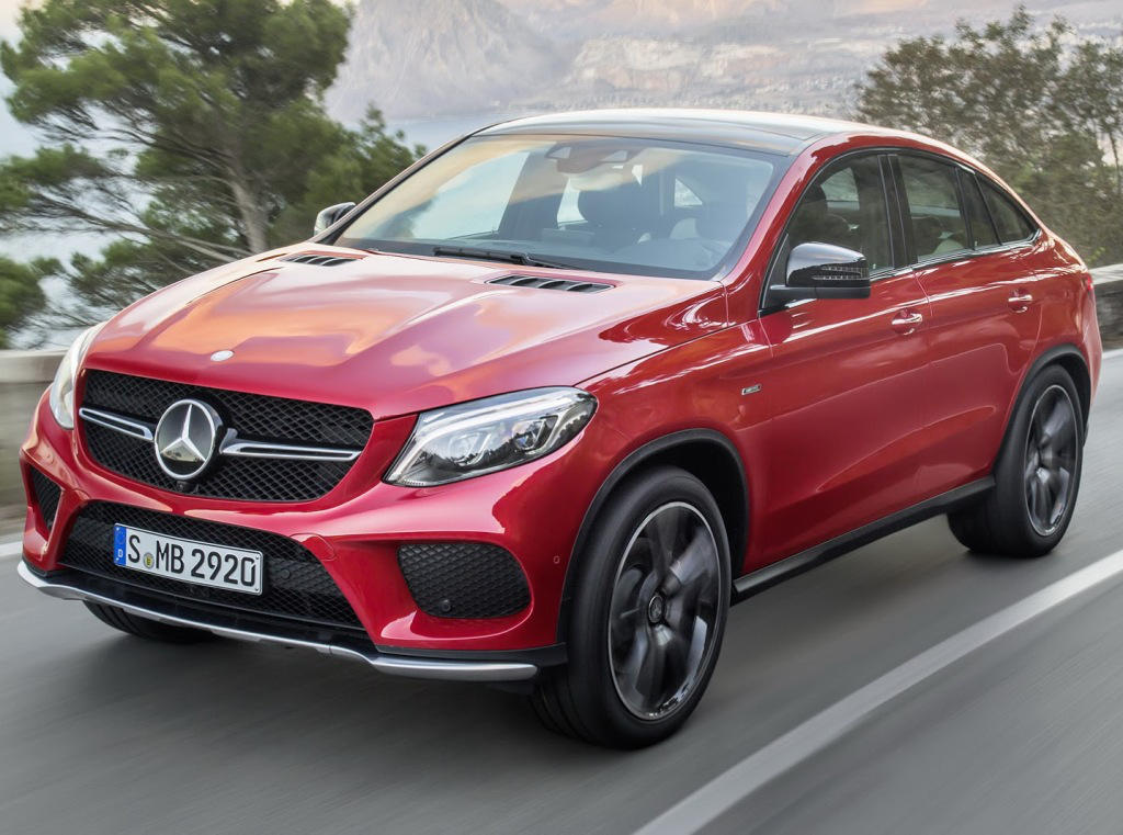 диски Mercedes-Benz GLE Coupe 2016