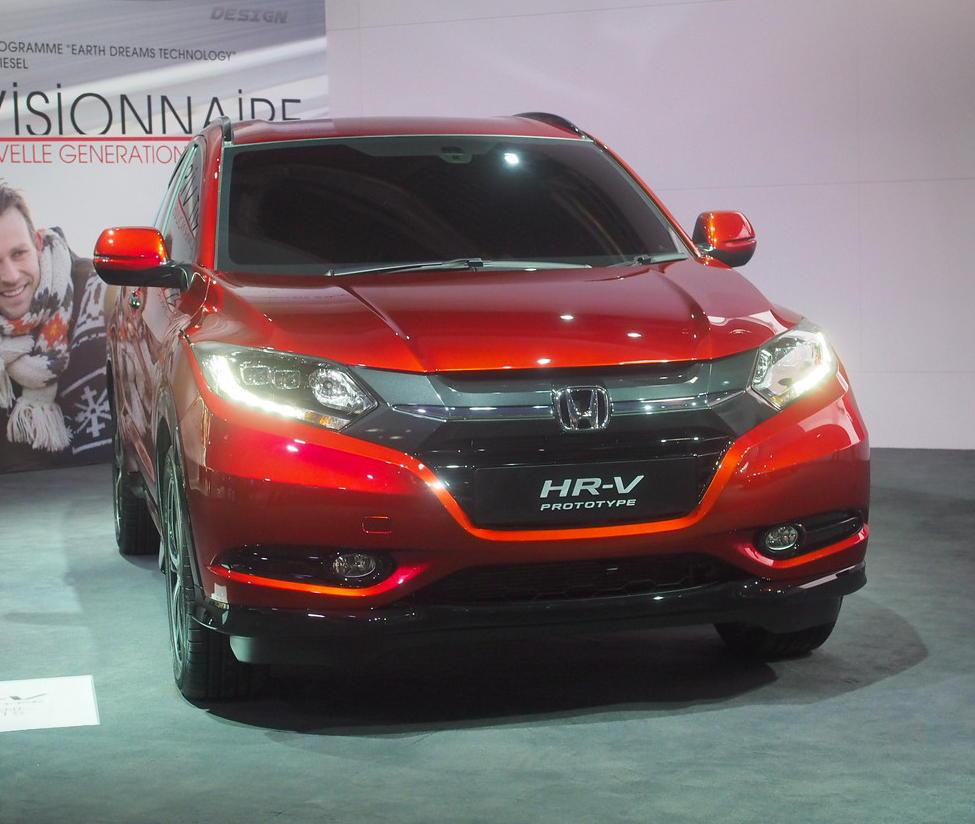 фото Honda HR-V 2016 года