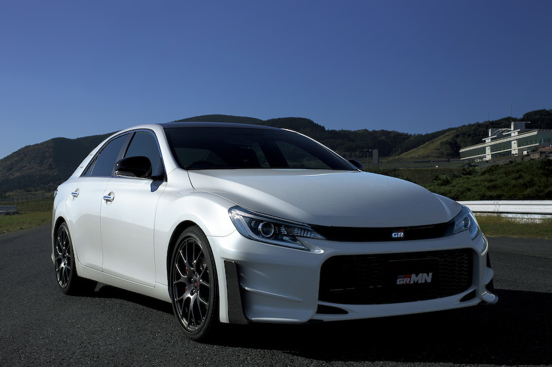 фото Toyota Mark X GRMN 2015
