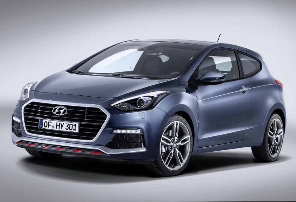 новый Hyundai i30 Turbo 2015 фото