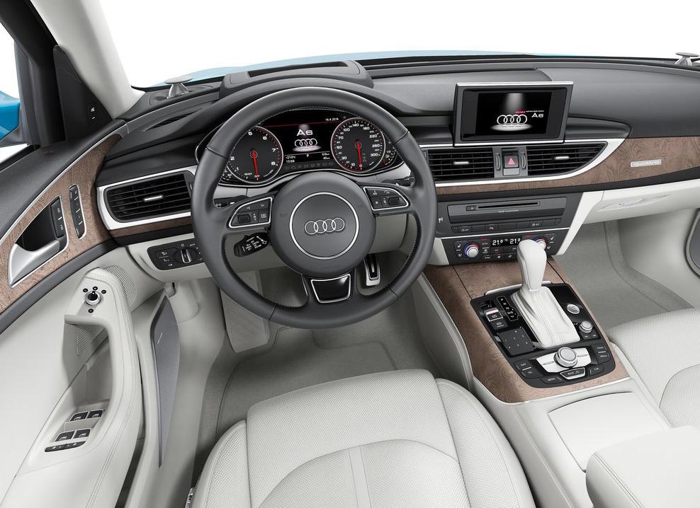 салон Audi A6 2015