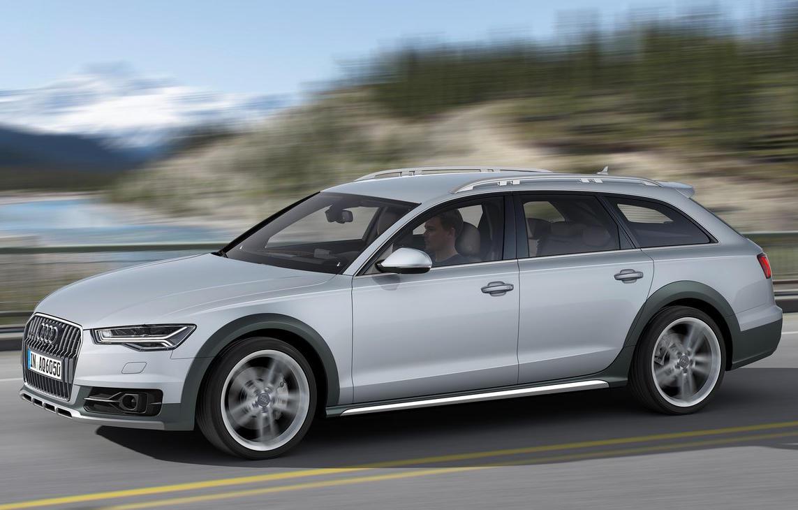 универсал Audi A6 allroad quattro 2015