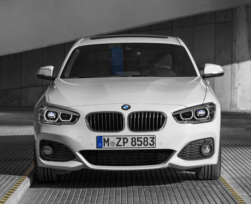 фото BMW 1-Series 2016 года