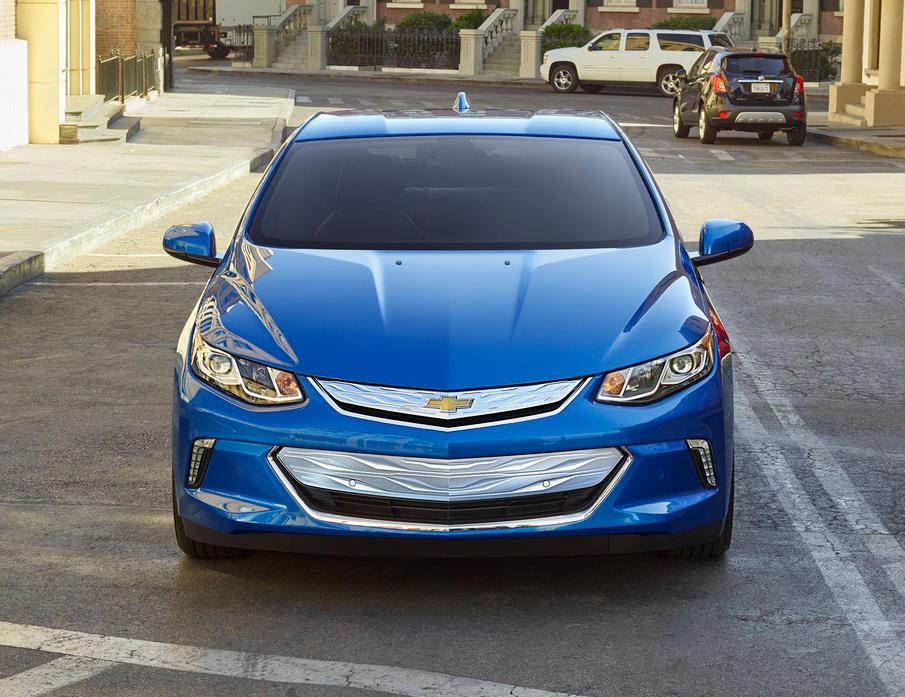 фото Chevrolet Volt 2016
