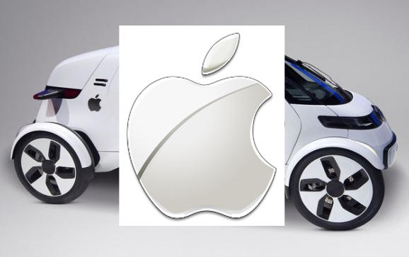 Электромобиль Apple iCar Titan 2020