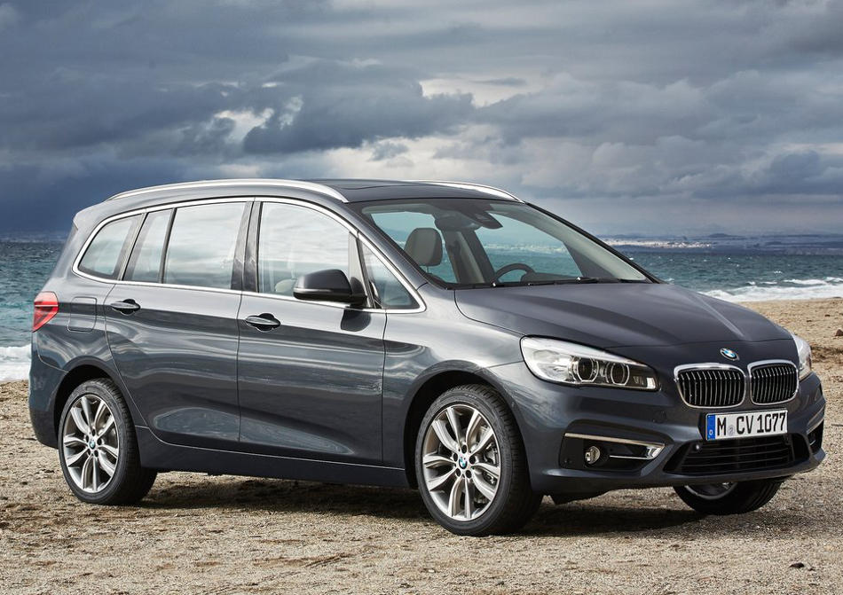 bmw 2 series gran tourer 2016. Black Bedroom Furniture Sets. Home Design Ideas