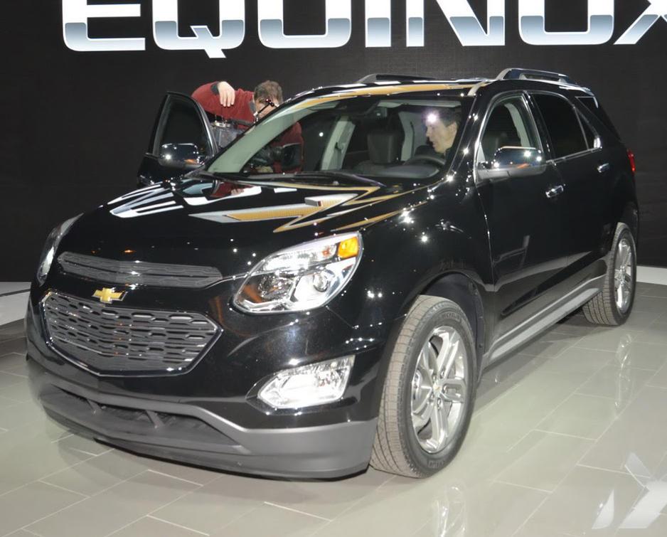 фото Chevrolet Equinox 2016