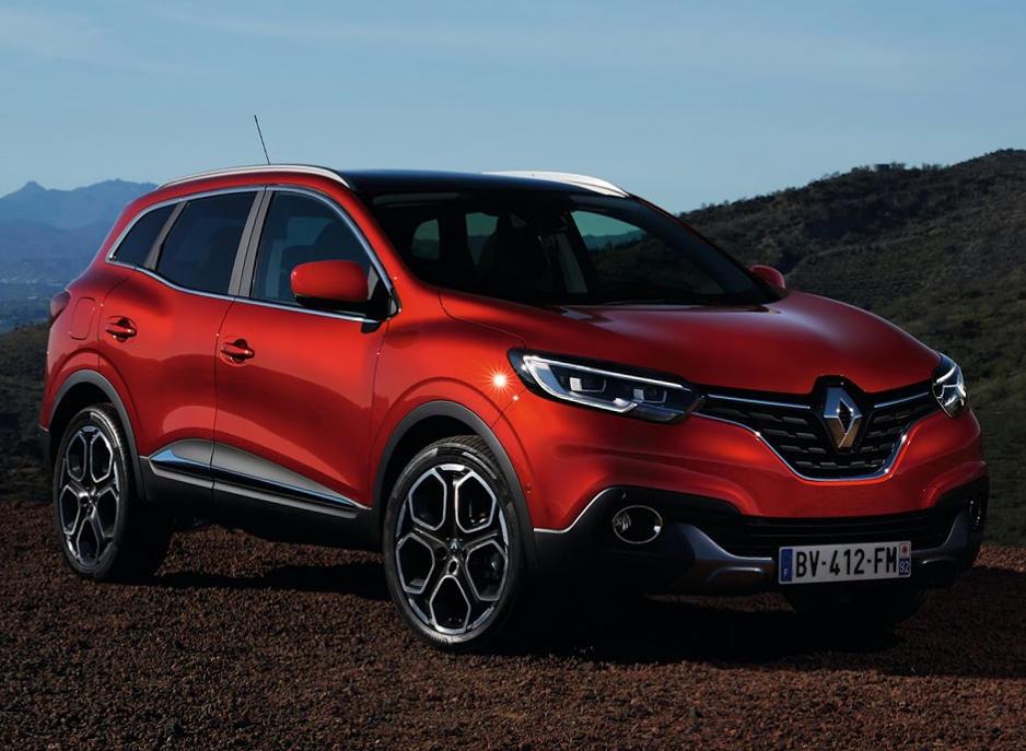 фото Renault Kadjar 2016