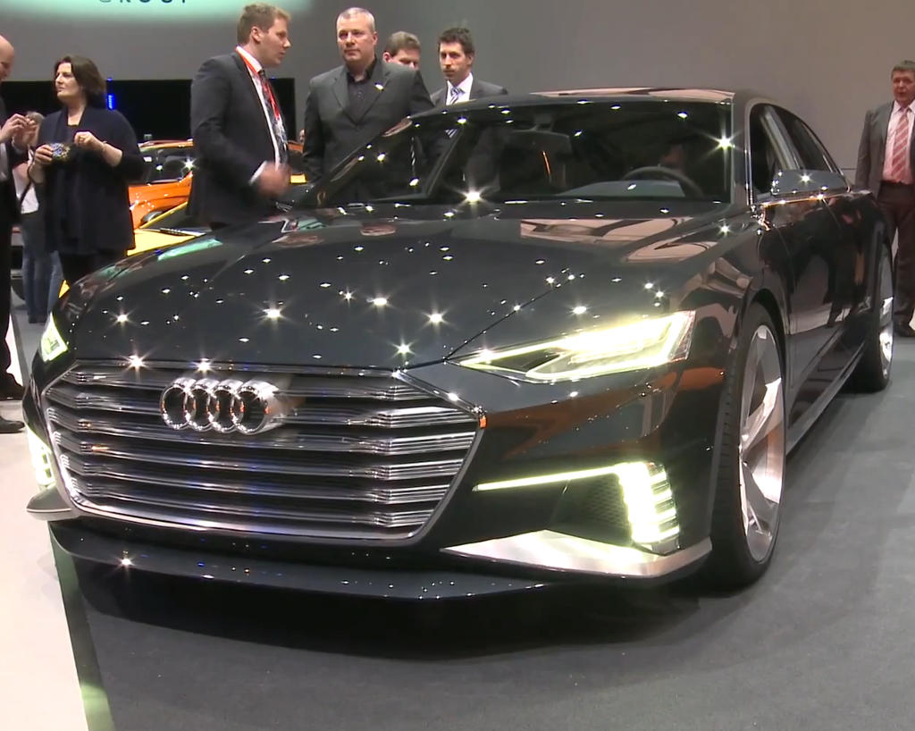 фото Audi Prologue Avant 2015