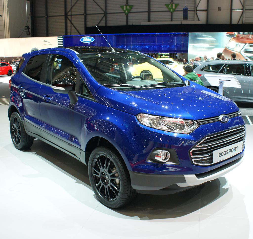 фото Ford EcoSport S 2016
