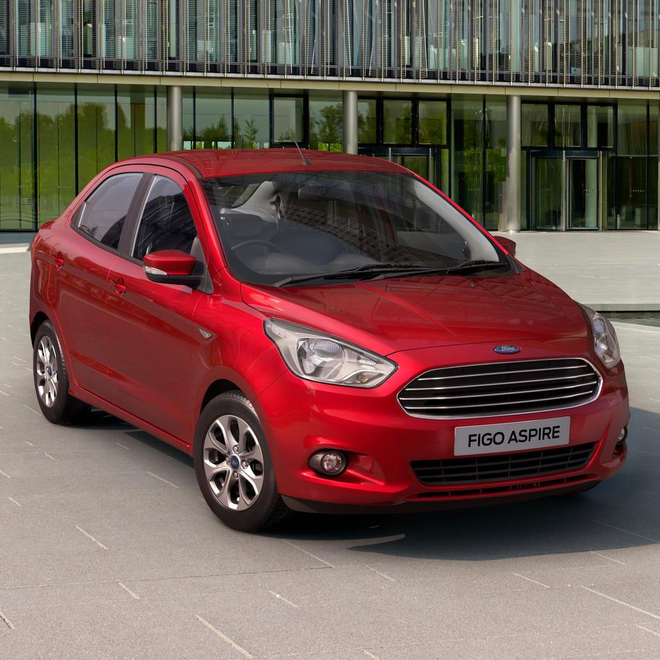 фото Ford Figo Aspire