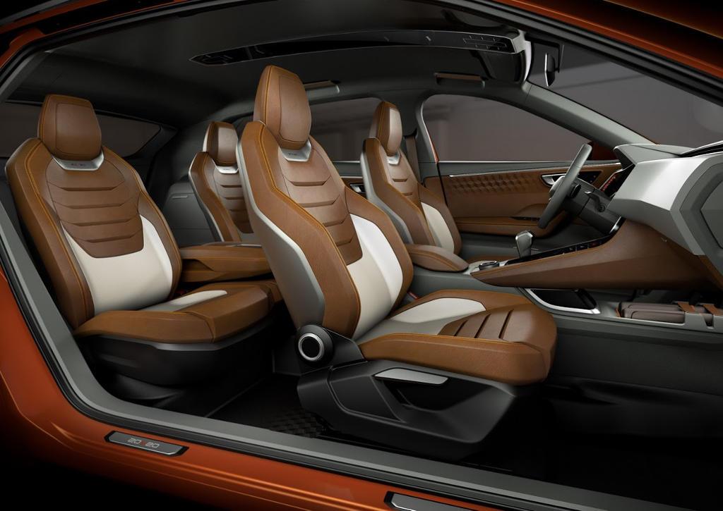 интерьер SEAT 20V20