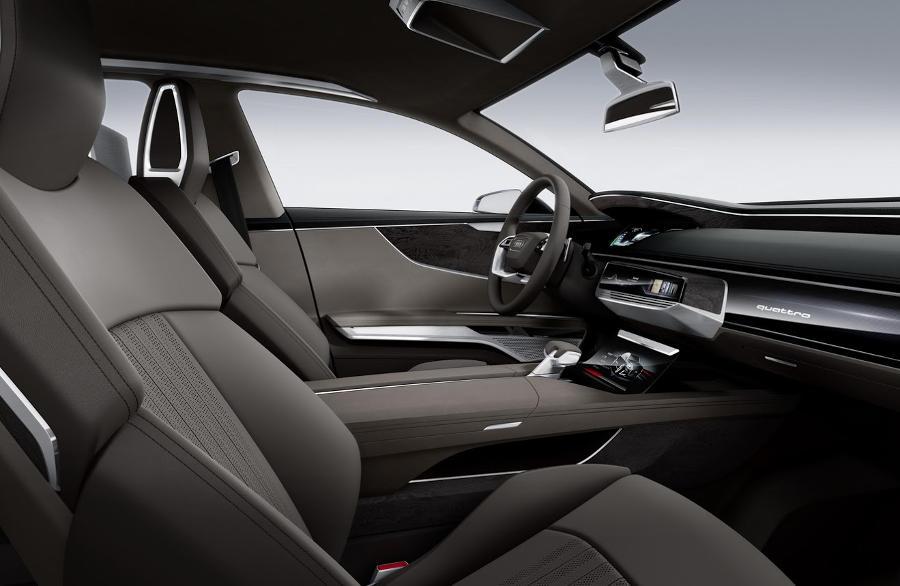 салон Audi Prologue Avant 2015