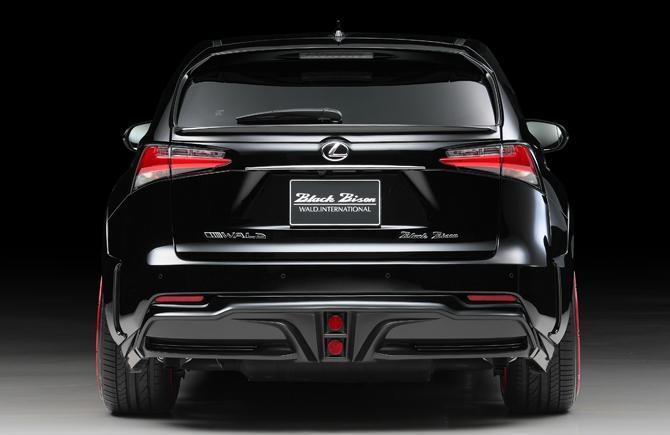 Lexus NX 2015 в тюнинге Wald