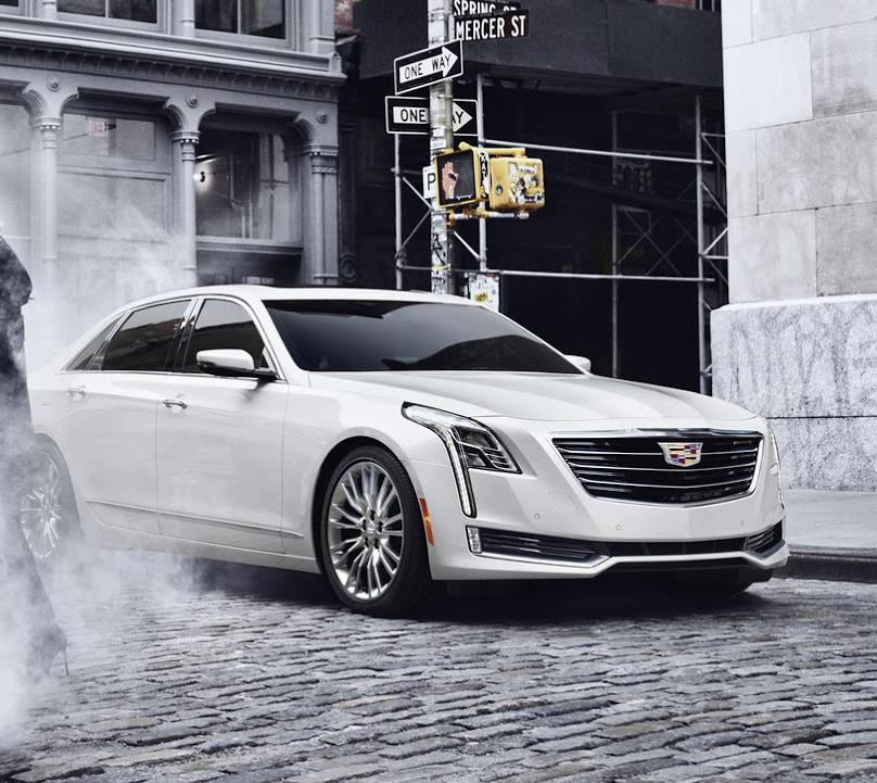 фото Cadillac CT6 2018