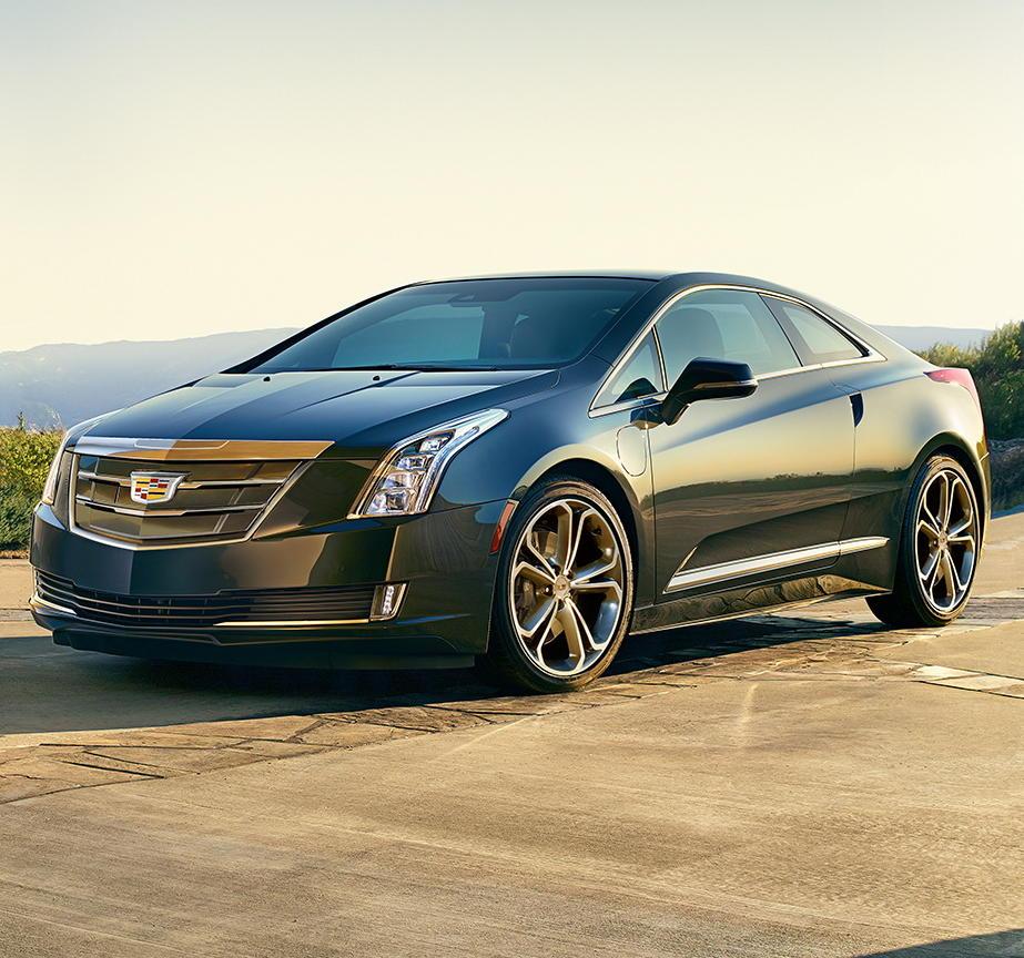 фото Cadillac ELR 2016