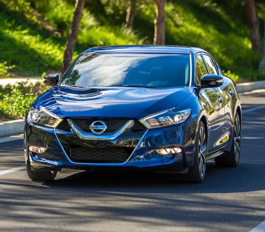 фото Nissan Maxima 2016