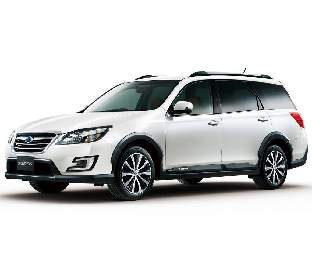 фото Subaru Exiga Crossover 7