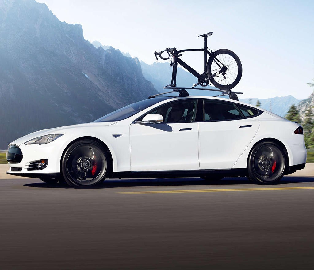 фото Tesla Model S 70D 2016