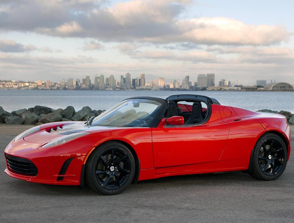 фото Tesla Roadster 3.0 2015