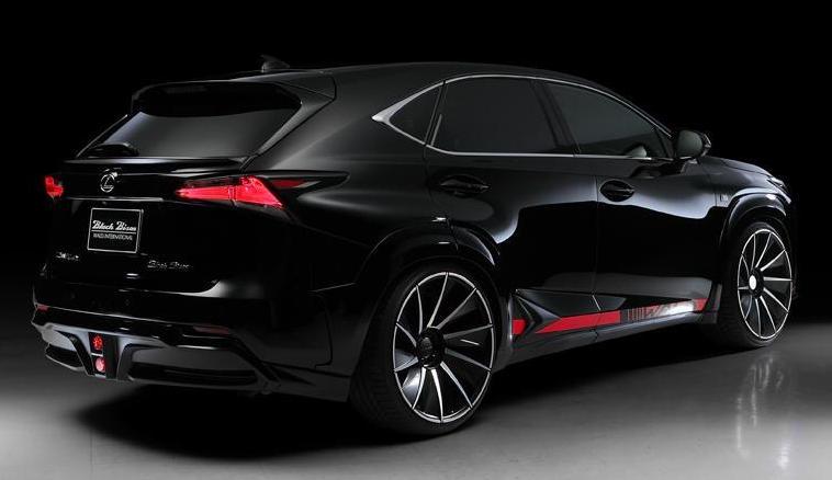 новый Lexus NX 2015 от Wald фото