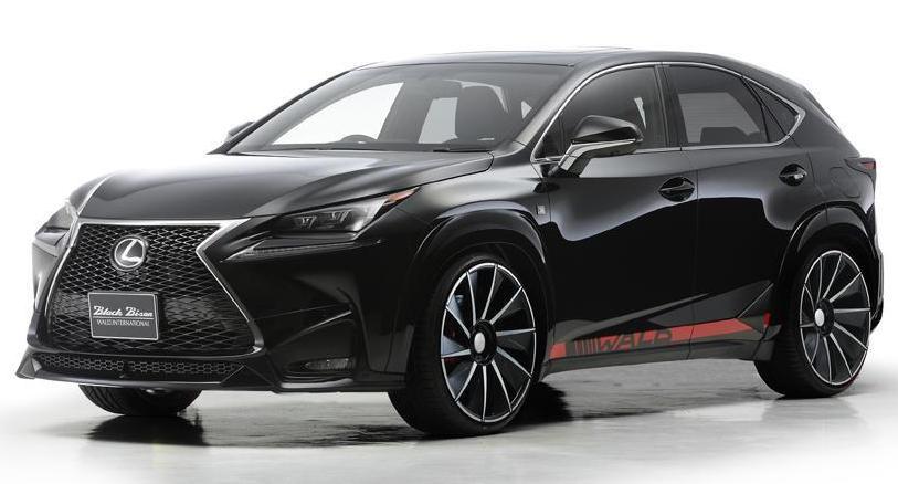 обвес Lexus NX 2015 от Wald