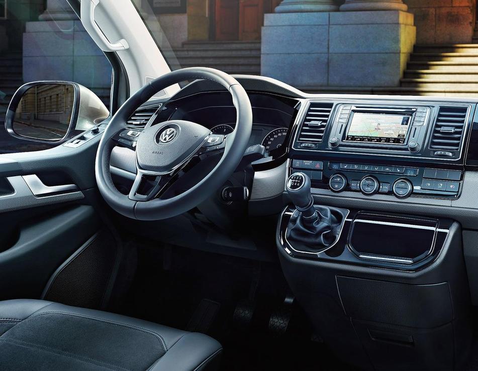 салон Volkswagen T6 2016