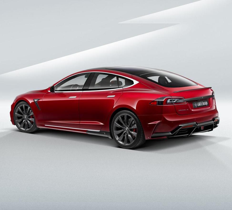 Tesla Model S 85D Elizabetha