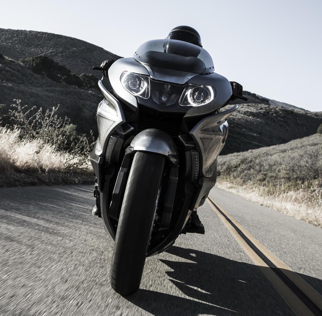 фары BMW Motorrad Concept 101