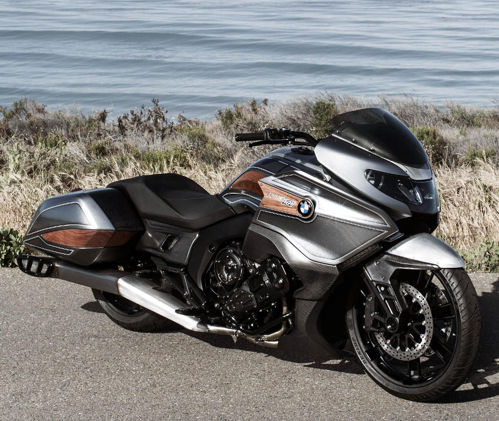 фото BMW Motorrad Concept 101