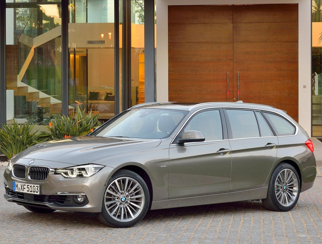 фото универсала BMW 3-Series Touring 2016