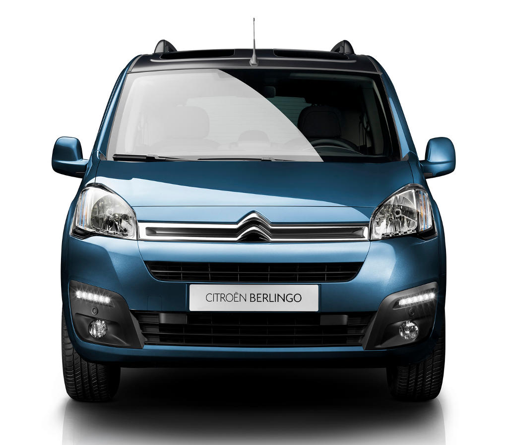 бампер и фары Citroen Berlingo Multispace 2015 – 2016