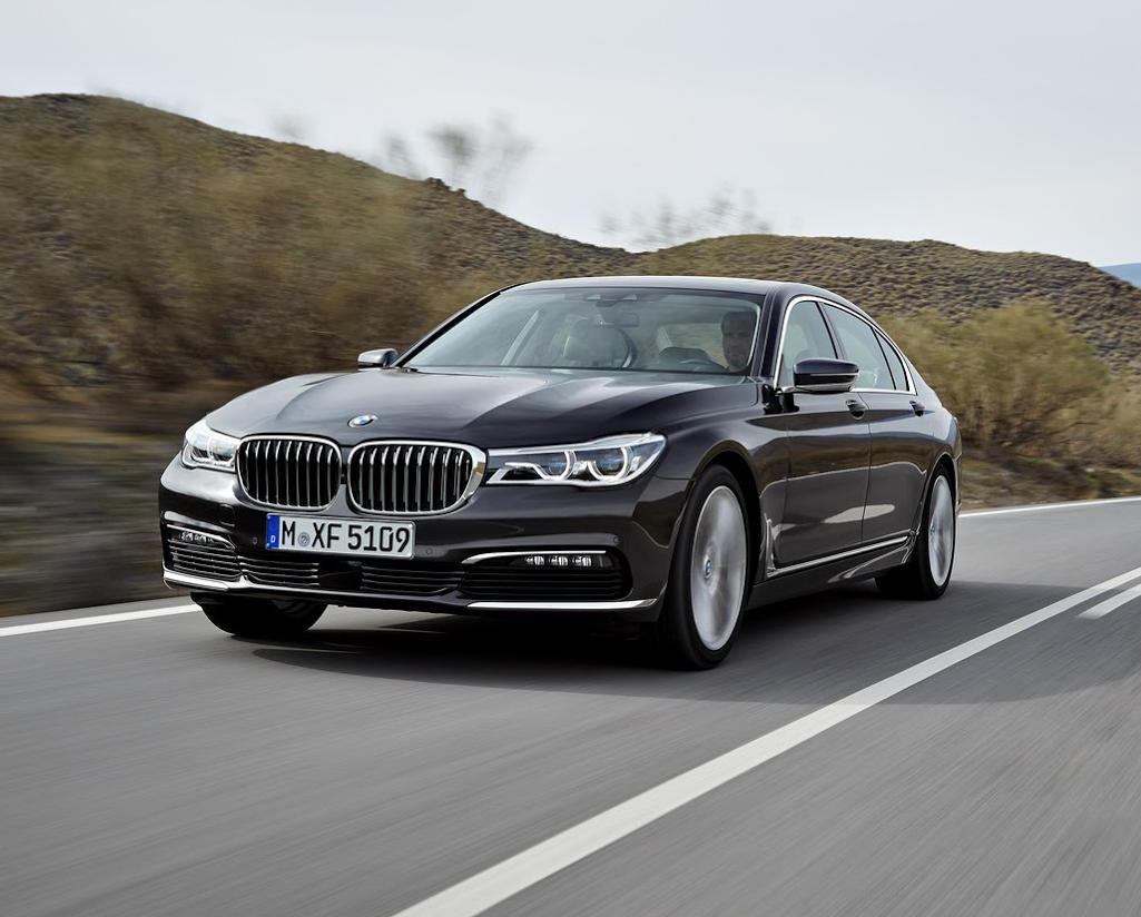 фото BMW 7-Series 2016 года