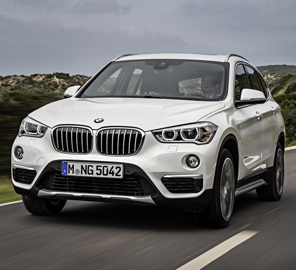 фото BMW X1 2016 года