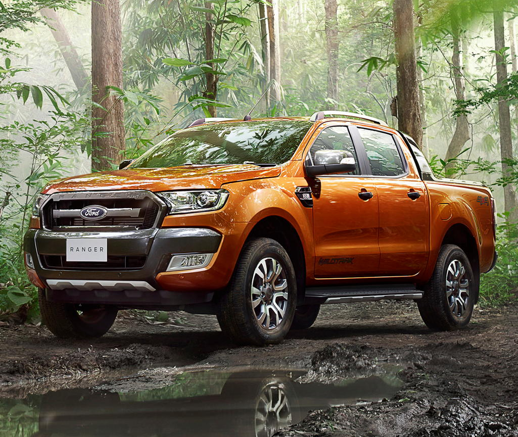 фото Ford Ranger Wildtrak 2016