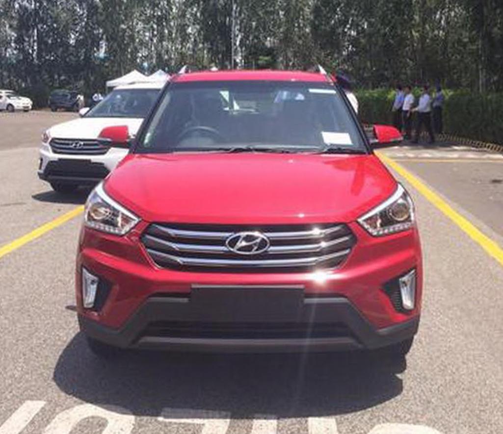 фото Hyundai Creta 2016