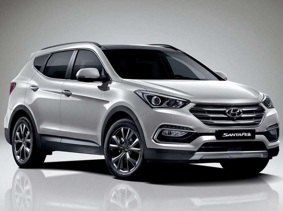 фото Hyundai Santa Fe Prime 2016