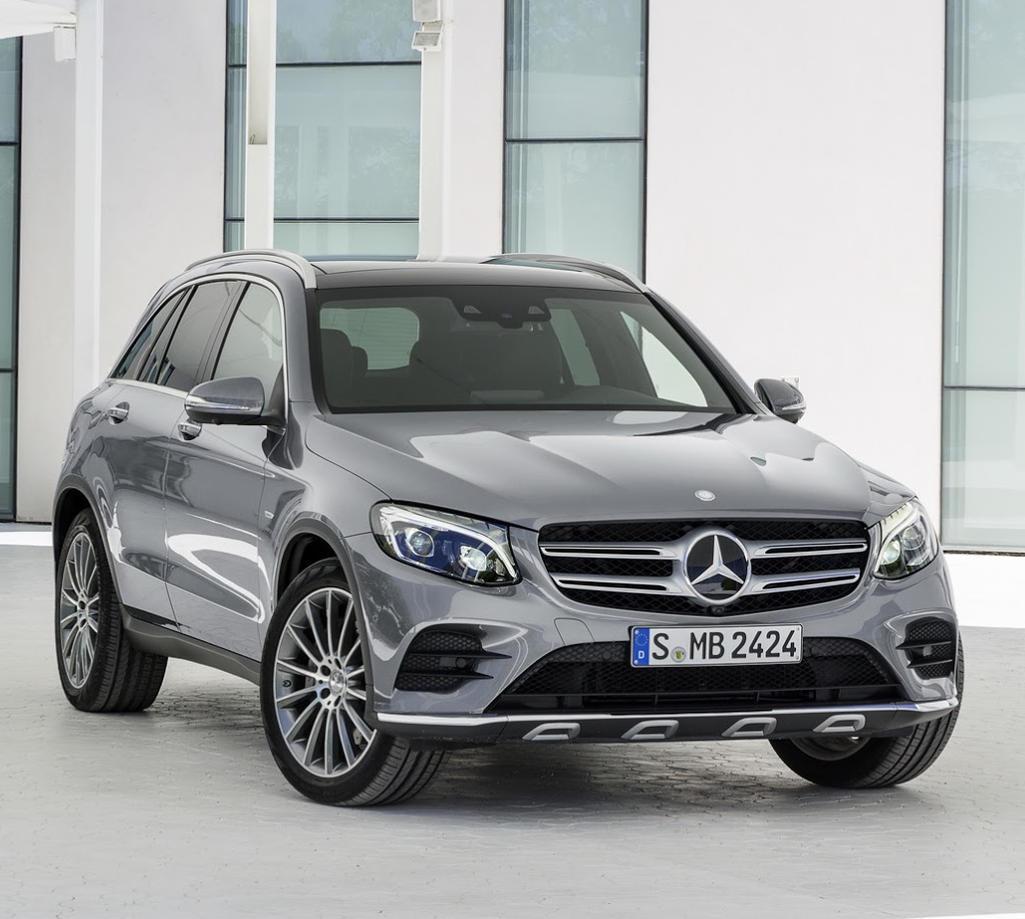 фото Mercedes GLC 2016