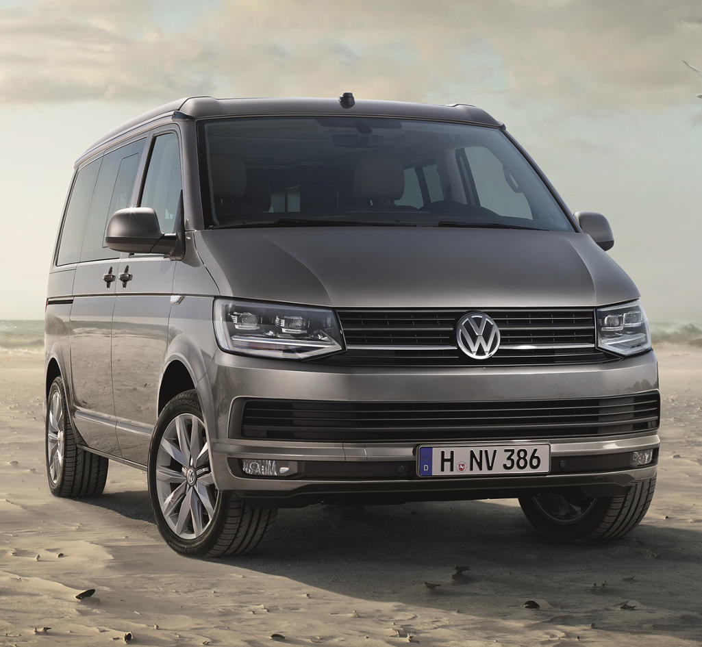 volkswagen california 2016. Black Bedroom Furniture Sets. Home Design Ideas