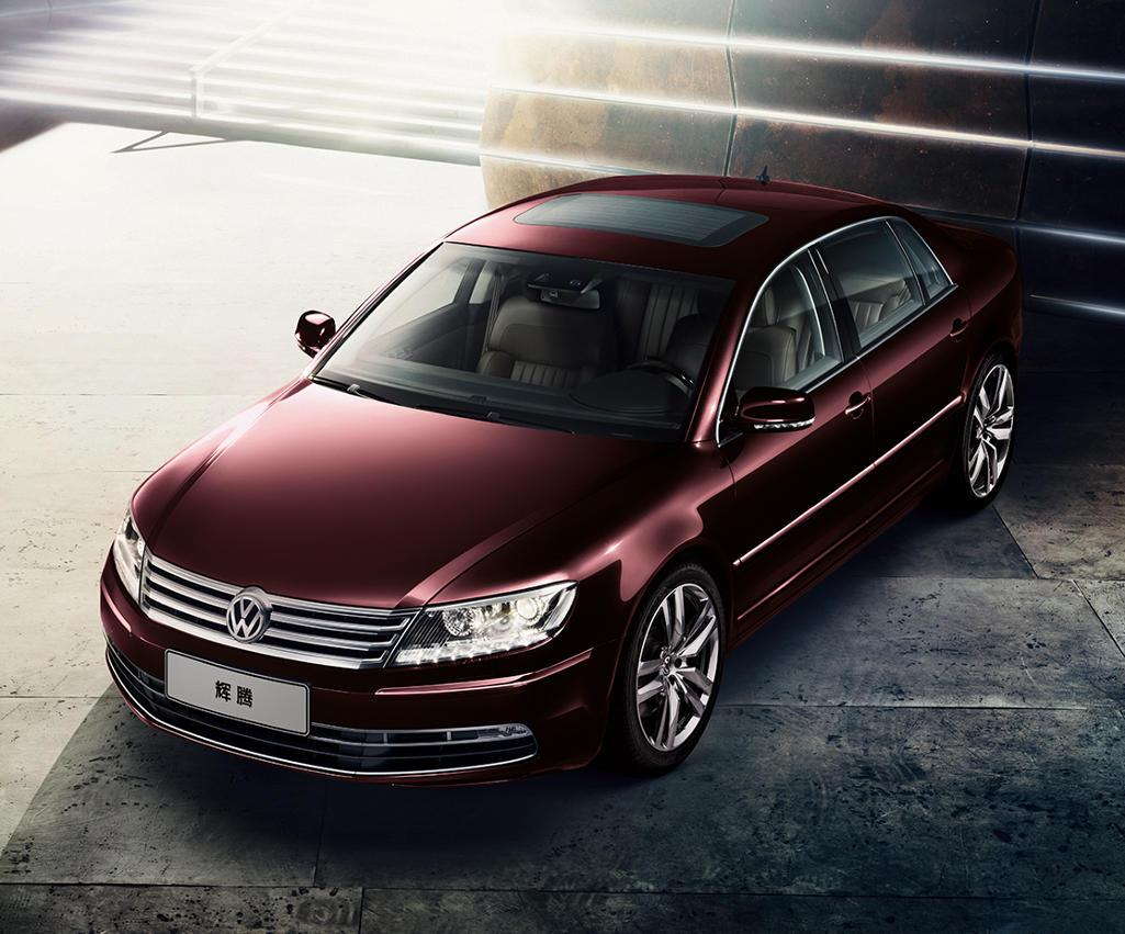 Volkswagen phaeton фото 6