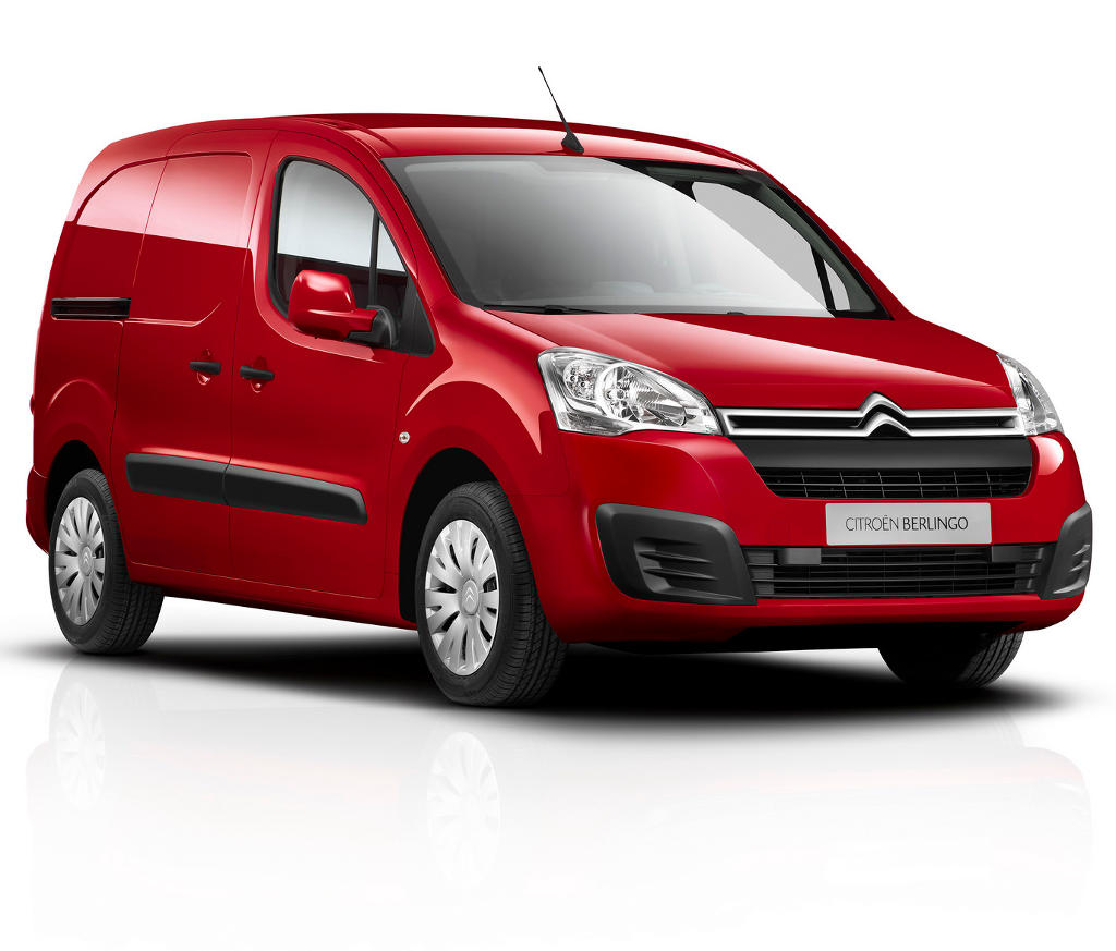 грузовой Citroen Berlingo 2015 – 2016