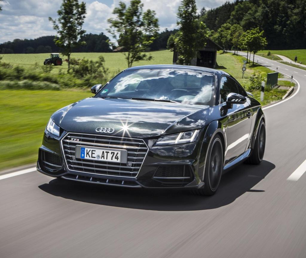 фото Audi TTS в тюнинге от ABT