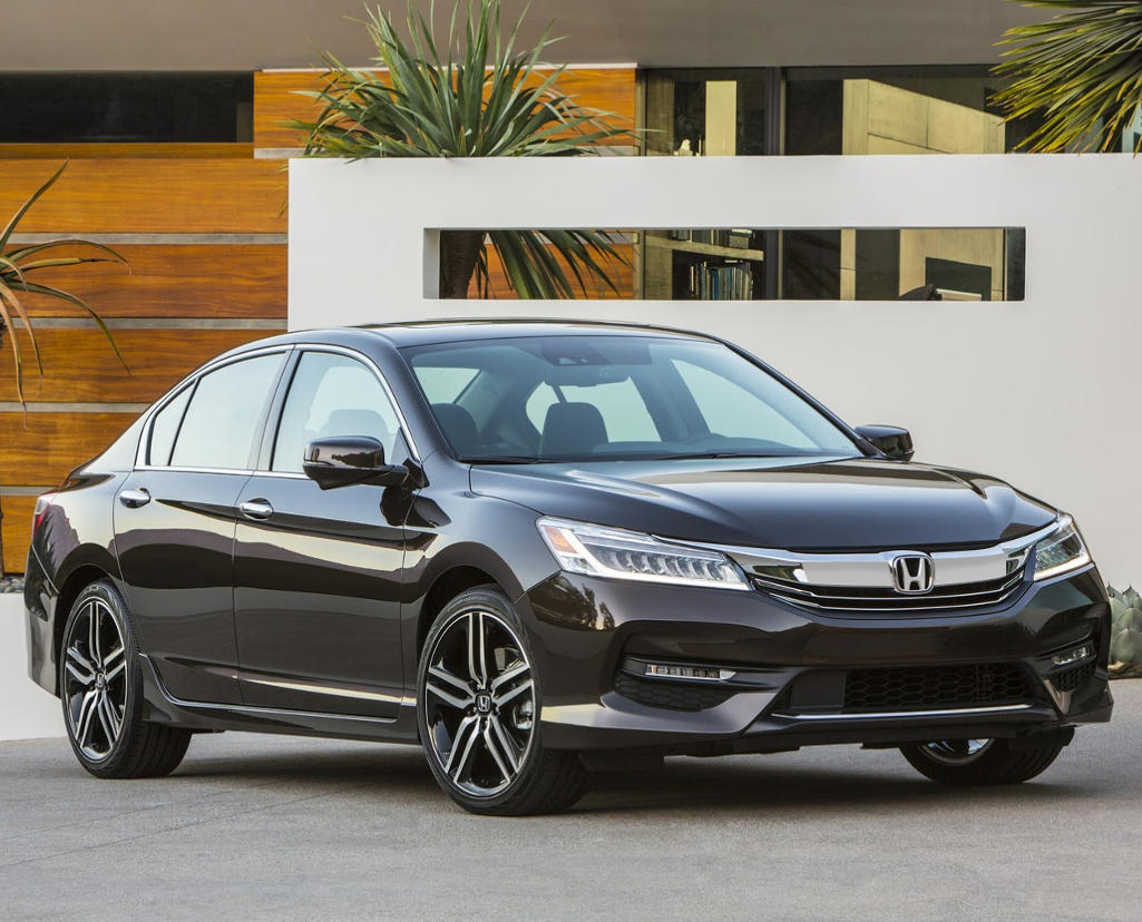 фото Honda Accord 2016