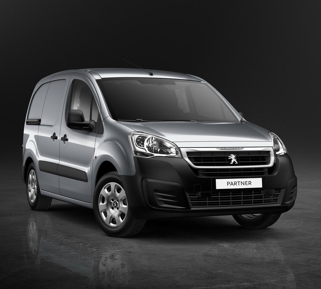 фото Peugeot Partner Fourgon 2016