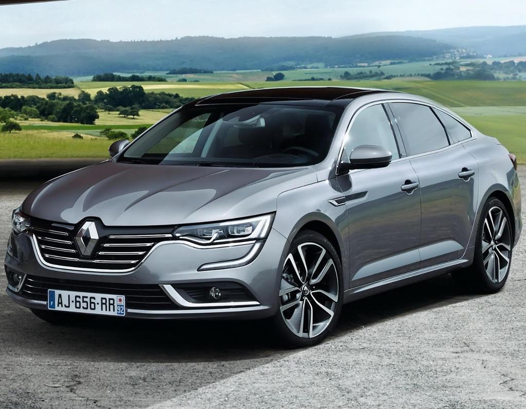 фото Renault Talisman 2016