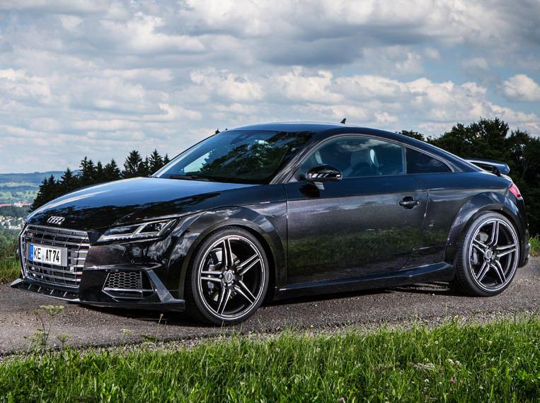 обвес Audi TTS от ABT