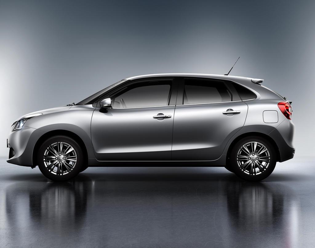 диски Suzuki Baleno 2016